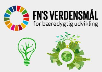 Netværksmøde: Hvad kan du bruge FN's 17 Verdensmål til i din virksomhed?